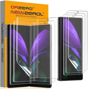 NEWZEROL 3 Sets Compatible for Samsung Galaxy Z Fold 2 5G Screen Protector...