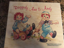 Brand New Polonaise Raggedy Ann & Andy Collection