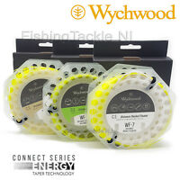 Wychwood ET Connect Series NEW Energy Taper 40yd Distance Fly Fishing Lines 2018