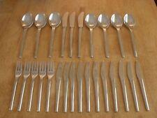 SALE!  WMF GERMANY HELSINKI 26 Pcs Knives Pastry Forks Spoons Spreaders XC 21