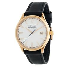 Movado 3650034 Women's Heritage  White Quartz Watch