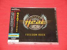 2010 JAPAN CD H.E.A.T FREEDOM ROCK WITH BONUS TRACKS