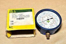 Refco 597633 manifold compound gauge