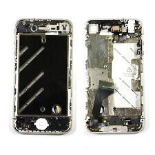 Carcasa Intermedia Apple Iphone 4 Blanco Original Usado