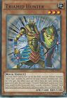 YU-GI-OH CARD: TRIAMID HUNTER - RARE - TDIL-EN028