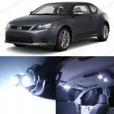 9 x White LED Interior Lights Package For 2005 - 2016 Scion TC FRS xB xD + TOOL
