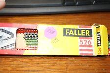 Faller 526 Garden Fencing Trellis Varied Colors 10 Lengths Ho Gauge (2308)