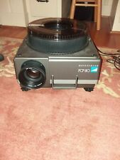Hasselblad Pcp80 Slide Projector with Accessories (#55054), with 8 Trays, Remote