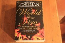A World on Fire: An Epic History of Two Nations Divided by Amanda Foreman...