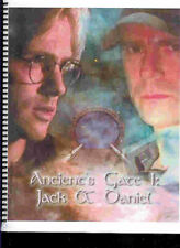 "Stargate Fanzine ""Ancient's Gate 1: Jack & Daniel"" SLASH"