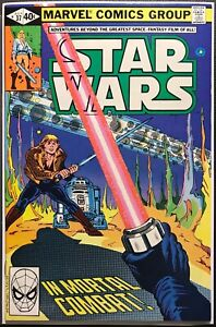 Star Wars #37 (Marvel 1980) NM- (9.2)