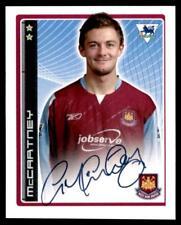 Merlin Premier League 07 McCartney West Ham United No. 483
