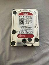 Western Digital WD Red 4TB 4000GB WD40EFRX