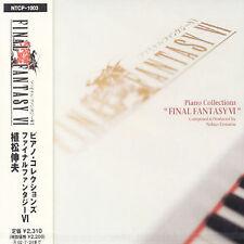 Final Fantasy VI: Piano Collections, Pt. 3 by Nobuo Uematsu (CD, May-2001,...