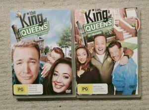 KING OF QUEENS SEASON 2 & 3 8 DISCS VERY GOOD