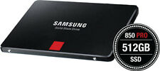 "Samsung 850 PRO 512GB SSD 2.5"" SATA III (MZ-7KE512) Solid State Drive"
