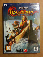 Drakensang: The River of Time Jeu PC ** NEUF ** L'Oeil Noir
