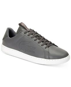 Lacoste Men's Carnaby Evo Sneaker Size 8.5M Gray Shoes