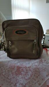 Lovely  Khaki Canvas Bag