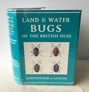 Southwood & Leston - Land and Water Bugs of the British Isles - Wayside Woodland