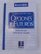 Curso practico de opciones y futuros/inversor ediciones, S.L./1998