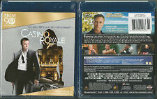 JAMES BOND 007 CASINO ROYALE BLU-RAY DISC BRAND NEW SEALED