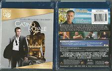 JAMES BOND 007 CASINO ROYALE BLU-RAY DISC BRAND NEW SEALED
