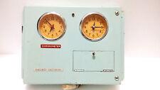 "Vintage Marine Ship Master Clock"" Seiko"" QC - 6ms Made In Japan"