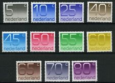 Netherlands Definitives Numeral Crouwel 1976-1991  MNH