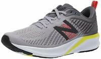 New Balance Men's 870 V5 Running Shoe, Silver Mink/Lead, Size 9.0 4TLc