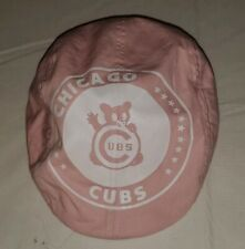 Chicago Cubs Baseball Pink Pageboy Hat Cooperstown Collection 7 3/4