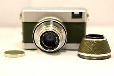 MINT Carl Zeiss WERRA 1 ,35 mm film camera 50mm 1:2.8 Lens original leather case