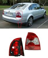 Rear Light Lamp fits BMW 535 E61 3.0D Right 04 to 07 Back Marelli 63217165826