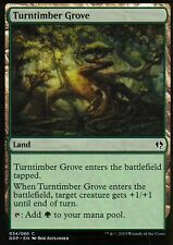 4x turntimber Grove | NM/M | zendikar vs. Eldrazi | Magic MTG