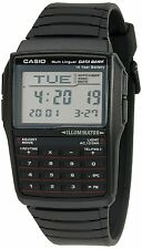 Casio Databank Vintage Retro Alarm Stopwatch Digital Calculator Watch DBC-32-1