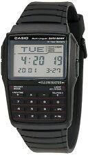 Casio DATABANK VINTAGE con allarme cronometro Calcolatrice Digitale Watch dbc-32-1