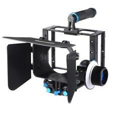 DSLR Rig Camera Cage Handle Grip Video Film Movie Making Follow Focus Stabilizer