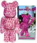 Medicom Bearbrick Series 30 - Pattern Pink Leopard