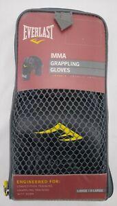 New Everlast MMA Grappling Gloves L/XL 7560