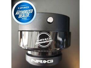 NEW NRG Steering Wheel Race Hub Adapter and Quick Release SRK-RL170H-BK-KIT