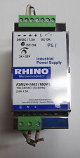 RHINO AUTOMATIONDIRECT PSM24-180S (180W) INDUSTRIAL POWER SUPPLY