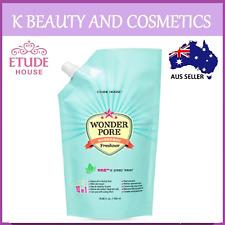 ETUDE HOUSE Wonder Pore Freshner Toner 500ml 10 in 1 Ultra Pore Solution REFILL