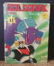 Goldorak Special number 9 , comics 1978 Tele Guide Prodifu