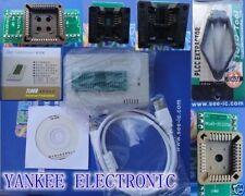NUOVO USB TL866CS UNIVERSALE CON FLASH AVR GAL pic PROGRAMMATORE tl866 PIC