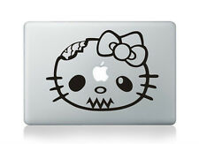 "Hello Kitty Zombie Sticker Viny Decal for Macbook Air/Pro/Retina 12""13""15""17"""