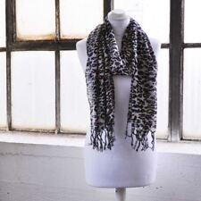 Bufandas y pañuelos de mujer de viscosa Color principal Gris
