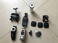 Tomtom Bandit Action Camera + Extra Battery + Mounts - Bars Helmet Motorcycle