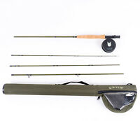 Orvis Combo Clearwater Classic III & Streamline2 865-4 Mid Fly Fishing Rod Reel