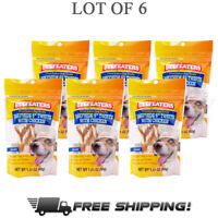 Beefeaters Oven Baked Beefhide Chicken Twists Dog Treats 1.41 oz 36 Count Total
