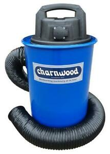 Charnwood DC50AUTO Dust Extractor with Auto Start, 50L Capacity 240volt